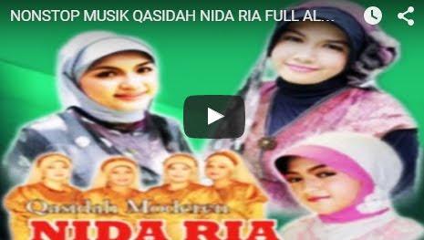 MUSIK QASIDAH NIDA RIA FULL ALBUM (Qasidah Nonstp)