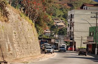 Um trecho com extensão de 1.312m da Av. Delfim Moreira será pavimentada