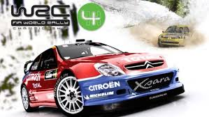wrc fia world rally championship 4 baru