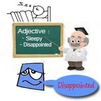 kata sifat, adjective, belajar bahasa inggris, grammar bahasa inggris