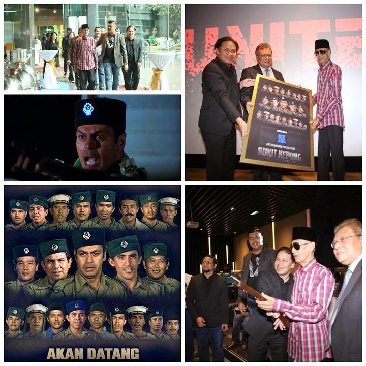 Filem Bukit Kepong dipulihkan dengan kos sebanyak RM100 000