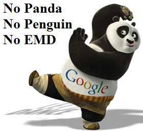 No Google Update 2013