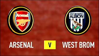 Prediksi Skor West Bromwich vs Arsenal 13 Mei 2012