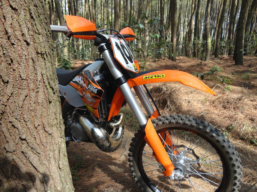 Campuran Oli Motor Trail Enduro 2 Tak Indonesian Dirt Bike Idb