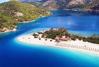 Tourism Review  OluDeniz Beach - Turkey