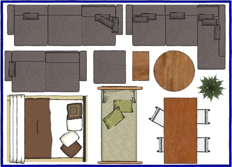 Saquito de alegr a c mo hacer un plano for Medidas de muebles para planos