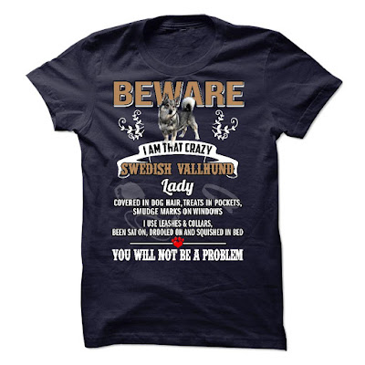 For People Love Swedish Vallhund Shirt