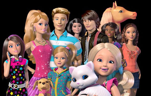 Barbie Life In The Dreamhouse Armario De Princesa : Sempre barbie life in the dreamhouse