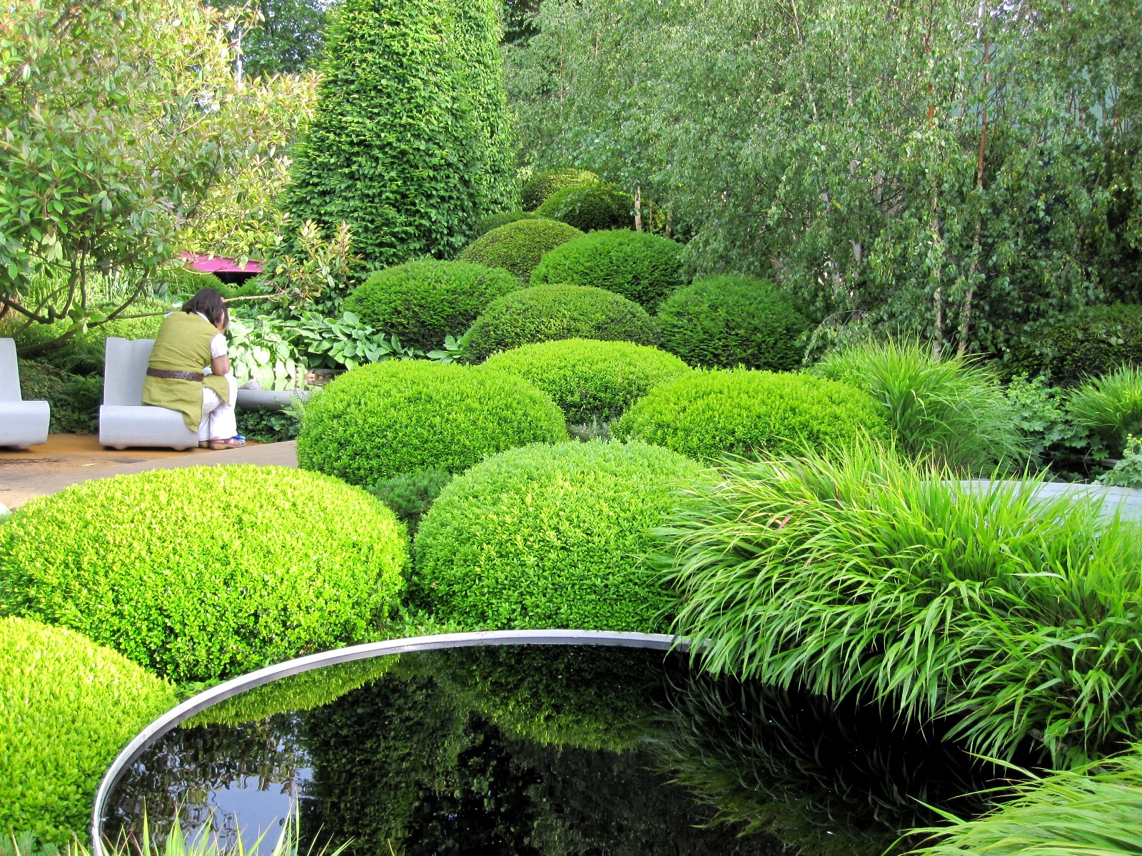 Fi 39 s growing gardening and design chelsea diarmuid for Irish garden designs