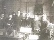 Η ίδρυση του πρώτου ραδιοφωνικού σταθμού της Ελλάδας  Tsigiridis-polutexneio_small1