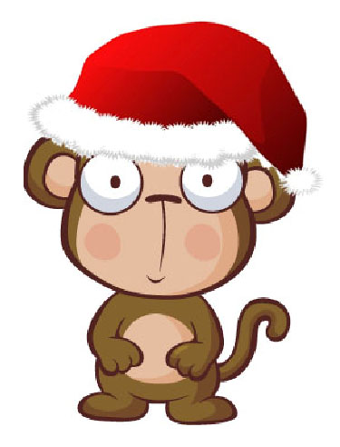 Christmas Monkey Images - Reverse Search