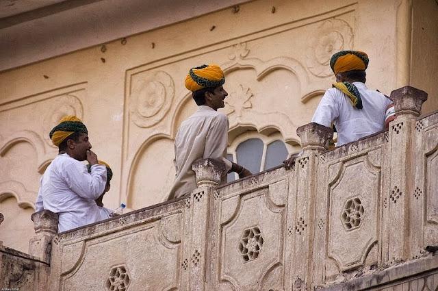La Fortaleza de Mehrangarh en Jodhpur, India