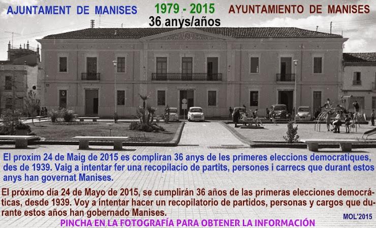 ELECCIONS LOCALS 1979 2015