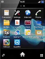 GT-Xperia ui remix v1 Custom Rom for Samsung galaxy y GT-S5360