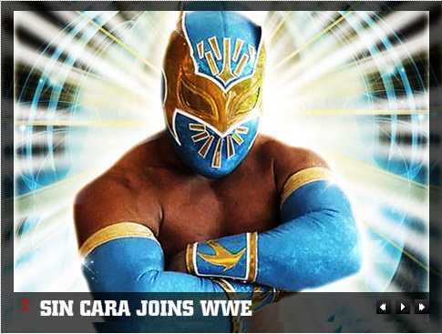 sin cera without mask. sin cara wrestler without mask