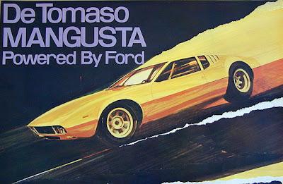 De Tomaso Mangusta
