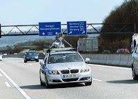 Bosch testeaza conducerea automata pe drumurile publice din Germania