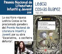 Premio Nacional de Literatura Infantil y Juvenil