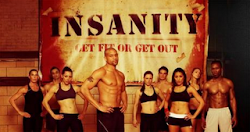 INSANITY Workout DVD By Shaun T. (Full Course)