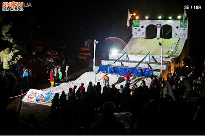 4 Поездка в Харьков на Snowfactory: Time Warp глазами наших райдеров.