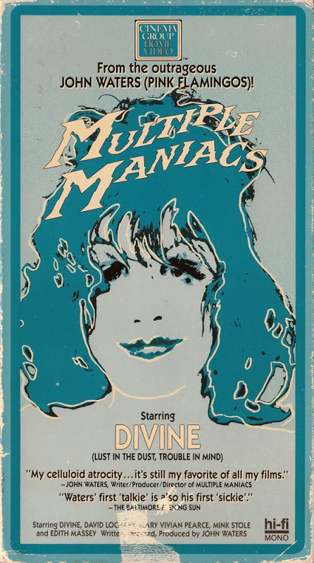 Multiple Maniacs (30/03/2014)