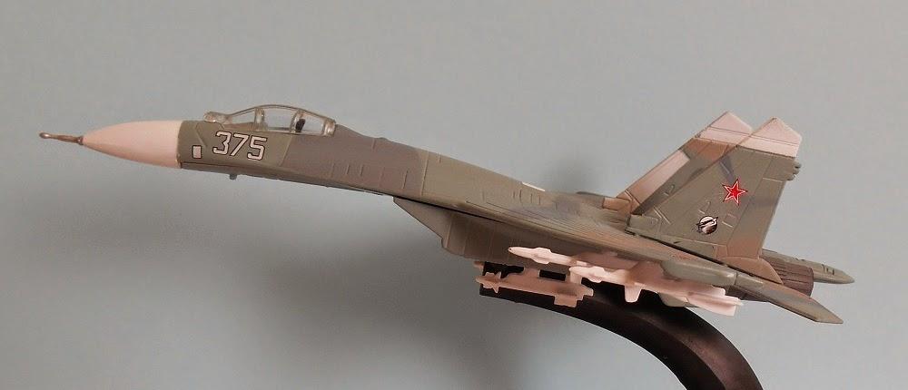 Sukhoi Su-27 Flanker