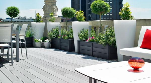 Arte y jardiner a el jard n en macetas - Plantas de exterior baratas ...