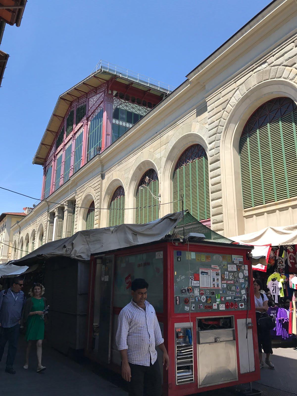 Central Market - San Lorenzo Market