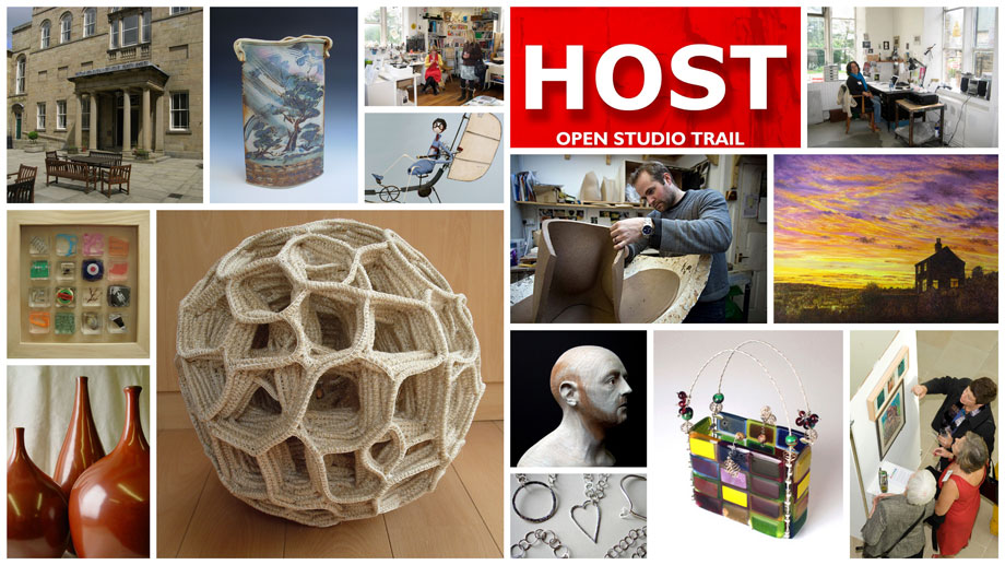 HOST ARTIST OPEN STUDIOS TRAIL 2012