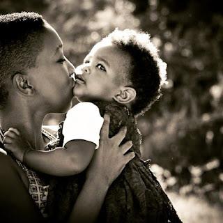 wahu with her kid-Nyakio