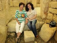 Con Sara Ruiz