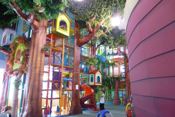 Sala zabaw Nibylandia w Murckach