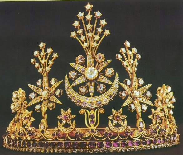 Mahkota Dan Tiara Tengku Ampuan Selangor