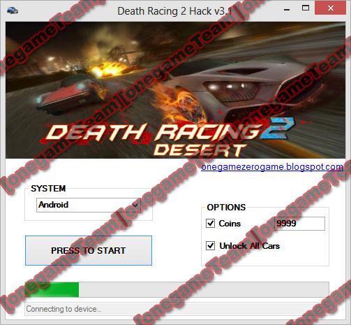 Death Racing 2 Desert Hack v3.1 (Mediafire)