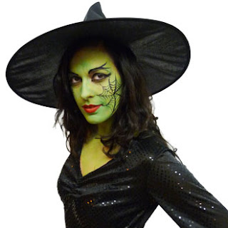 """HALLOWEEN-Countdown: Noch 3 Tage! - """"Schminken für Halloween"""""""