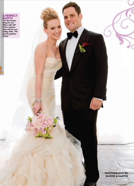 You will love these from Hilary Duff    get your copyHilary Duff Wedding Photos
