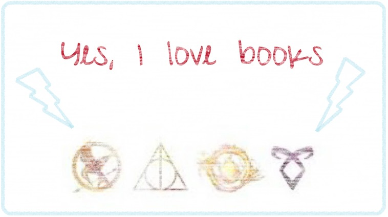 Yes,I love books