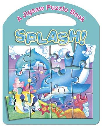 Splash! a Jigsaw puzzle book