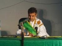 السيد القاسم ولد بلال نائب المقاطعة