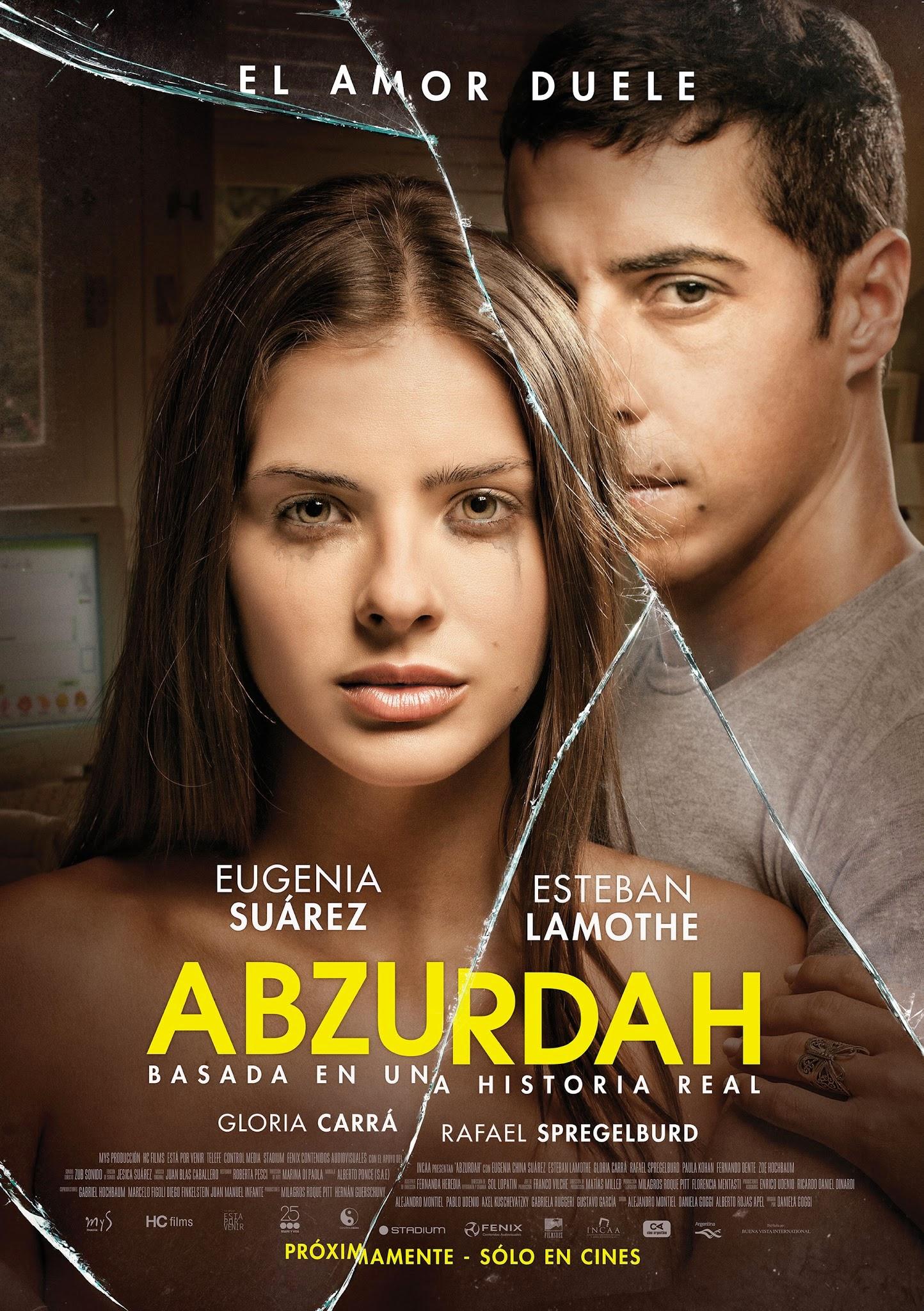 Ver Abzurdah Online (2015) Gratis HD Pelicula Completa