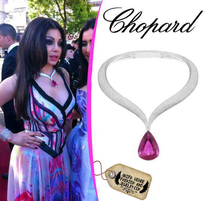 haifa wehbe fashion and jewelry holidays oo