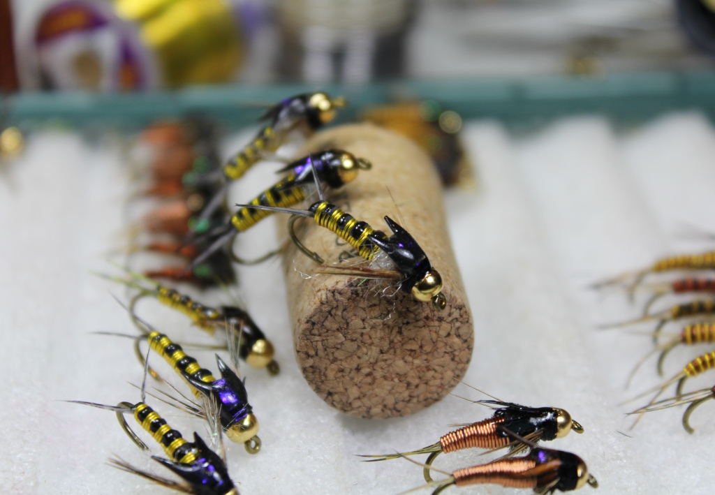 Fly Tying Nation Latex N Copper Nymph