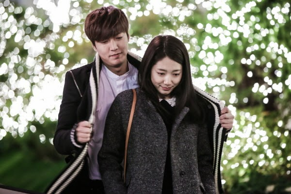 LEE MIN HO-PARK SHIN HYE - JUST THE TWO OF US