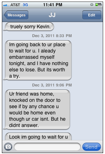 Hookup Advice Texting After First Date