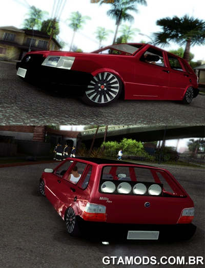 Fiat Uno Fire Edited