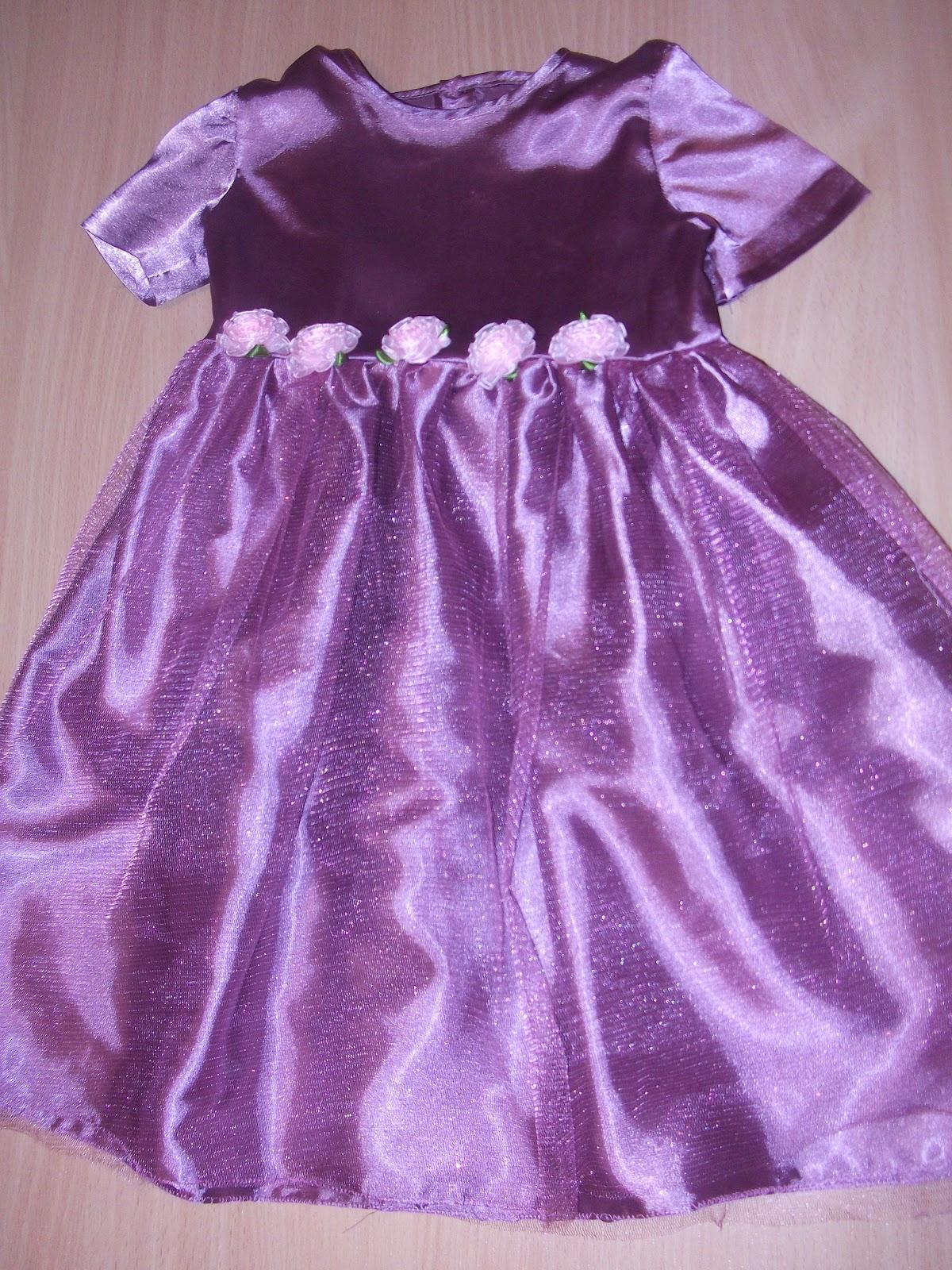 Платье для девочки своими руками: как 83
