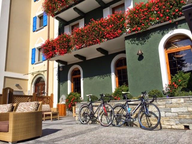 bike rental bormio stelvio pass