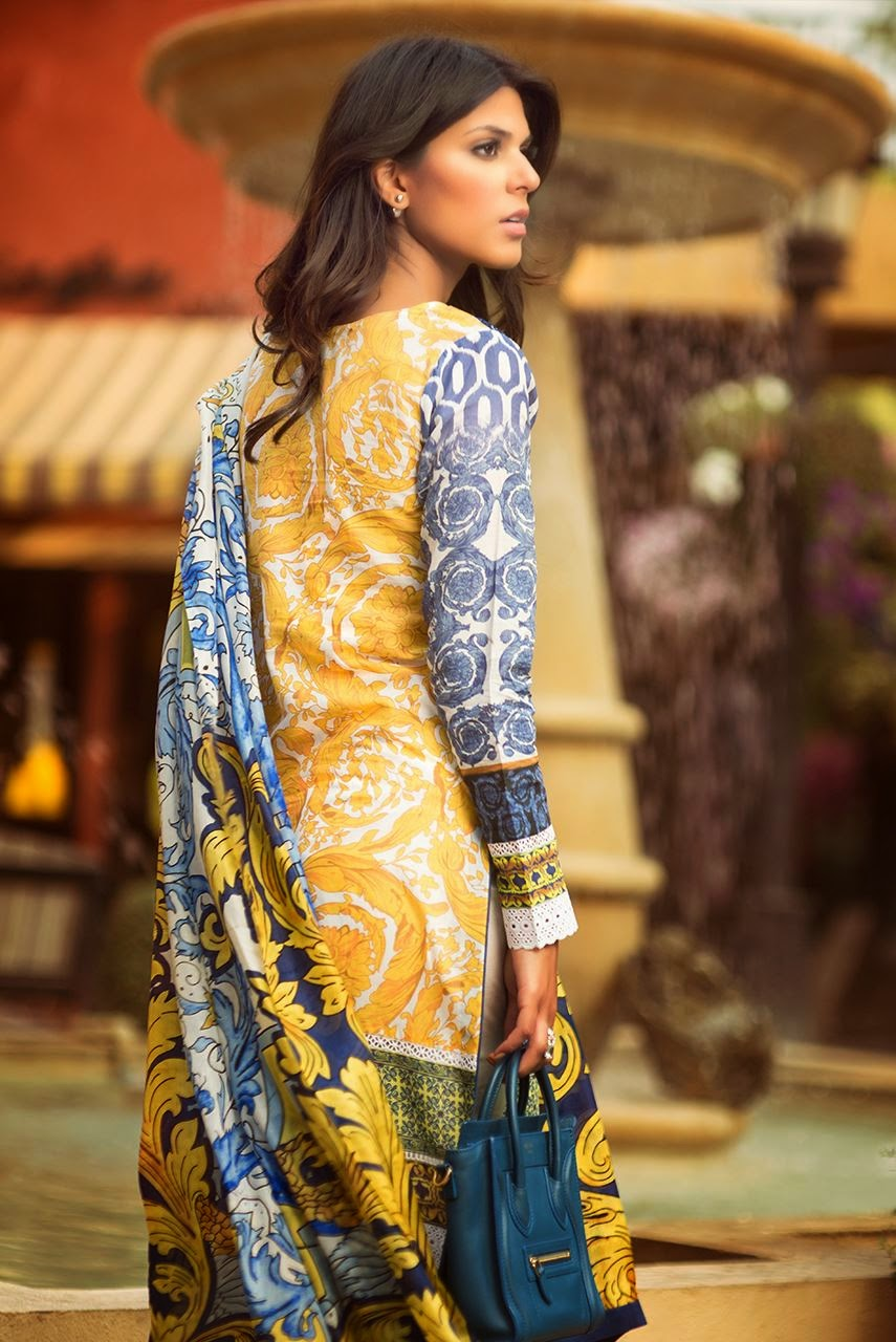 Zara Shahjahan Summer Collection 2015