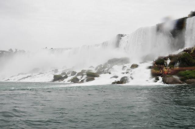 American Falls and Bridal Veils Falls