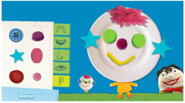Atividade Corpo Humano com elementos recicláveis e Jogo para Educação Infantil